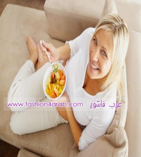 خطوات الحصول على نظام غذائى صحى يحقق الرشاقة .