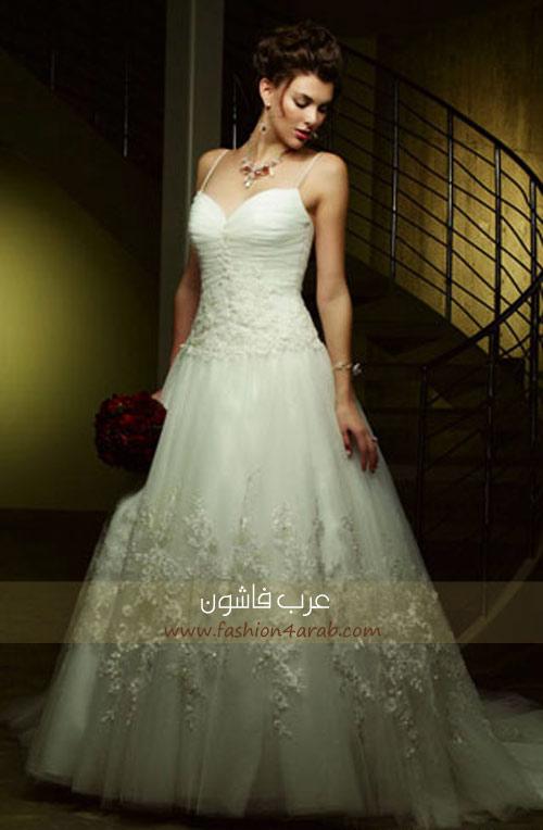 فساتين زفاف 2010