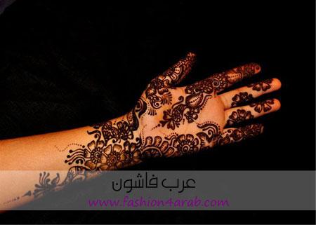 صور رسومات و نقشات حناء على الكف روعه جنان رهيبه جدا 61106_14589336545291