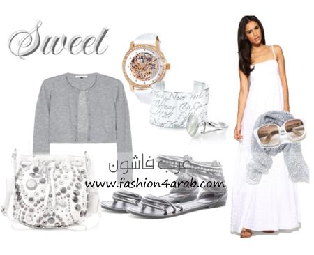 اجمل تصميمات الفساتين الماكسي المناسبة