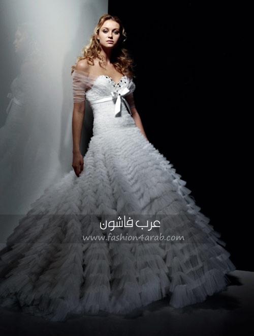فساتين زفاف 2011