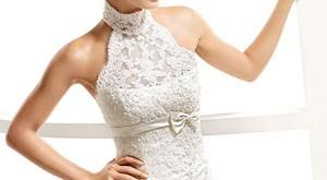 اختيار فستان زفاف