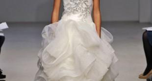 فساتين زفاف فيرا وينج 2011