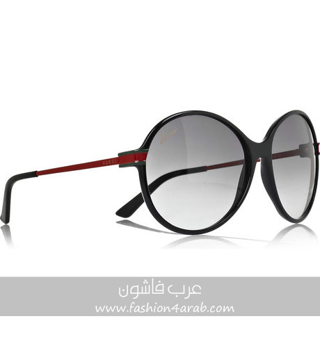 41e588216 مجموعة نظارات شمسية ماركة Gucci - عرب فاشون