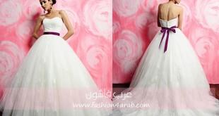مجموعة فساتين زفاف عدن 2011