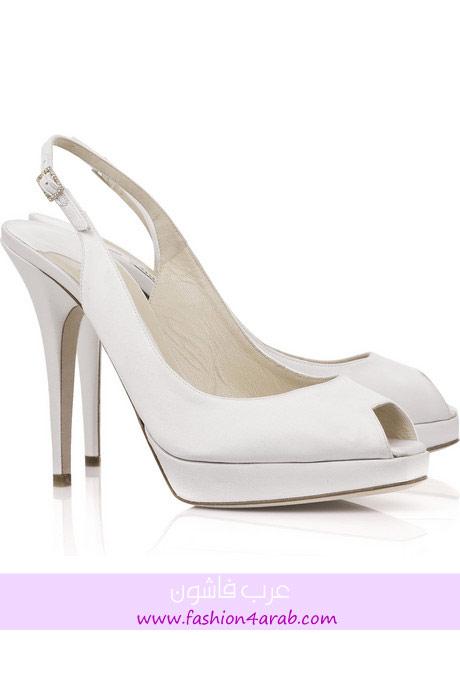مجموعة احذية راقية للعروسة
