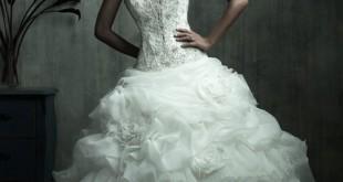 مجموعة فساتين زفاف Allure Bridals 2011