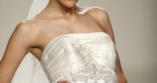 مجموعة فساتين زفاف كاميلا الباز 2011