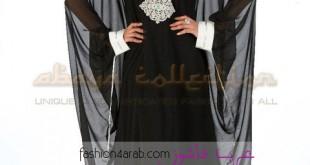مجموعة فساتين سواريه للمحجبات من عباية كولكشن