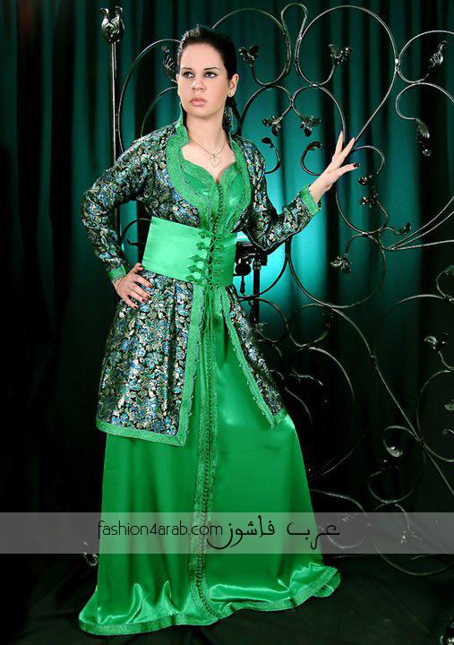 مجموعة قفطان مغربي 2011