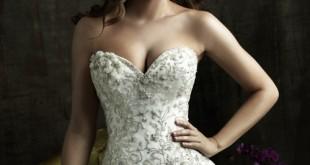 مجموعة راقية من فساتين الزفاف Allure Bridal