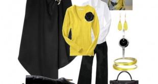 مجموعة جديدة ملابس و ازياء محجبات شتاء 2011