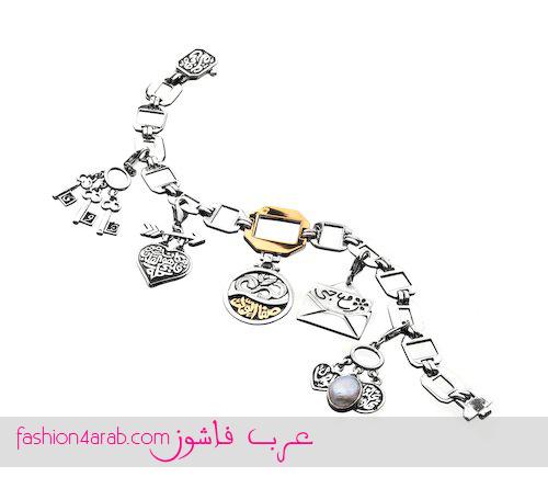 مجوهرات الزمرد2013 مجوهرات عزة فهمي