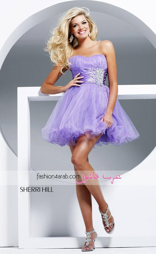 فساتين ليلة الحنة من شيري هيل 2011 1002-Lilac-Sherri_Hi