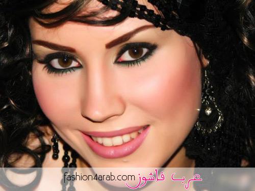 مكيــــــــــــــــــاج روعـــــــــــة