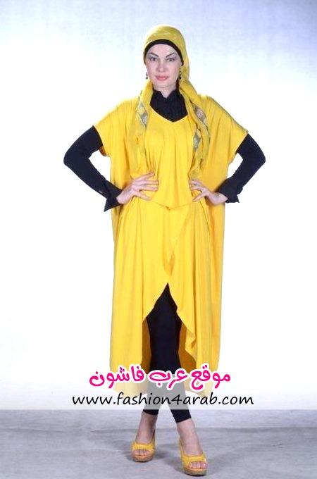 c285addda9d58 ملابس محجبات 2012 من كارينا - عرب فاشون
