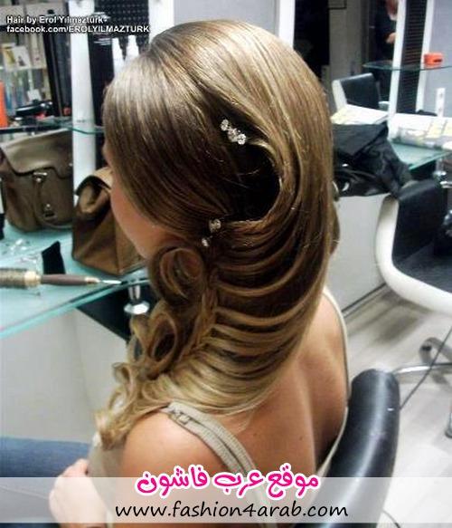 شعر طويل تسريحات شعر قصير تسريحات شعر تسريحات 2013