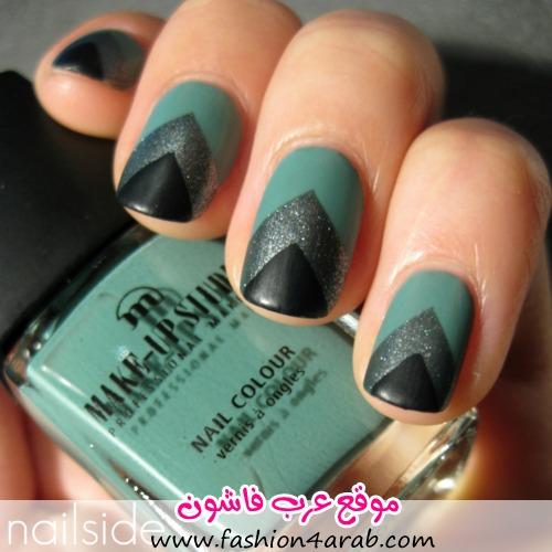 Fashion дизайн ногтей это