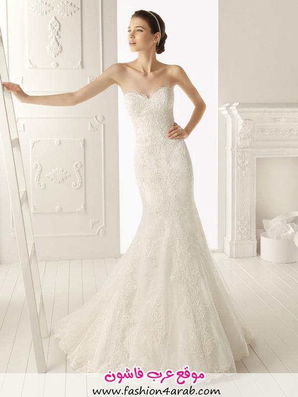 lace-sweetheart-neckline-mermaid-style-2013-wedding-dress