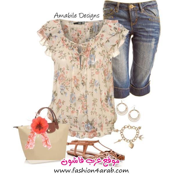 نيو لوك عرب فاشون: احلى ملابس صيف 12024_10151476538978
