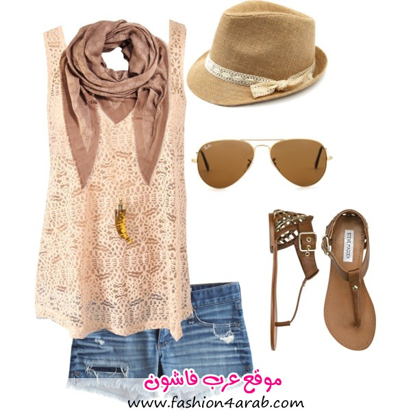 نيو لوك عرب فاشون: احلى ملابس صيف 9556ed2c003925e4353f