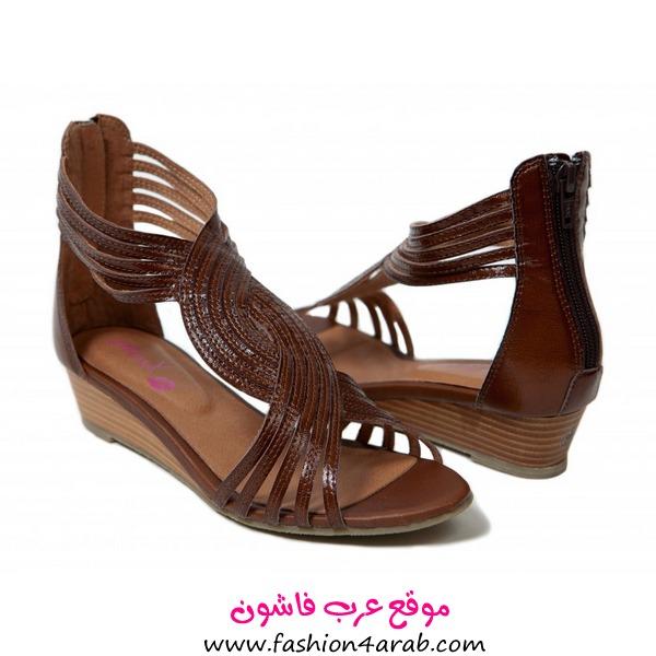 d367cecf6785e موضه صيف 2013  احدث صور احذية مودرن - عرب فاشون