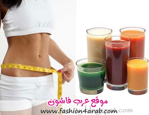 أهم المشروبات تخسيس وتثبيت الوزن العصائر السوائل الاعشاب خفض إنقاص الوزن السمنة الرشاقة