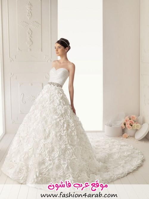 A-line Wedding Dresses 2013 (4)