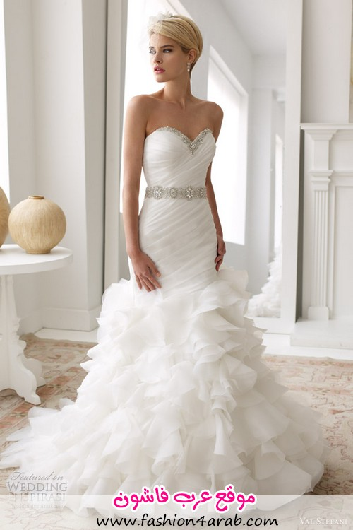 val-stefani-wedding-dresses-spring-2013-strapless-sweetheart-fit-flare-gown-d8033