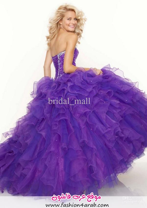 princess-stylish-ball-gown-puffy-organza