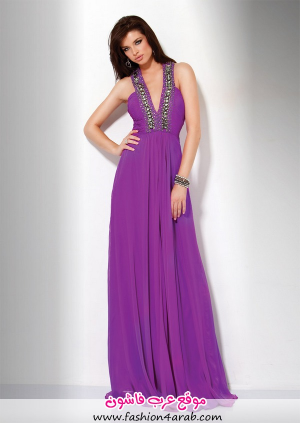 purple-empire-v-neck-and-halter-zipper-floor-length-evening-dresses-with-jewel-prom00993