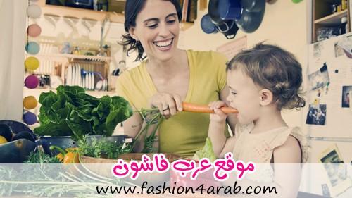 Daughter-eats-carrot