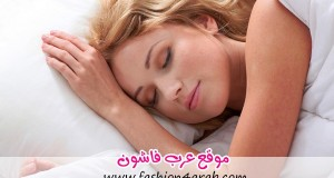 Beautiful-woman-asleep-in-bed