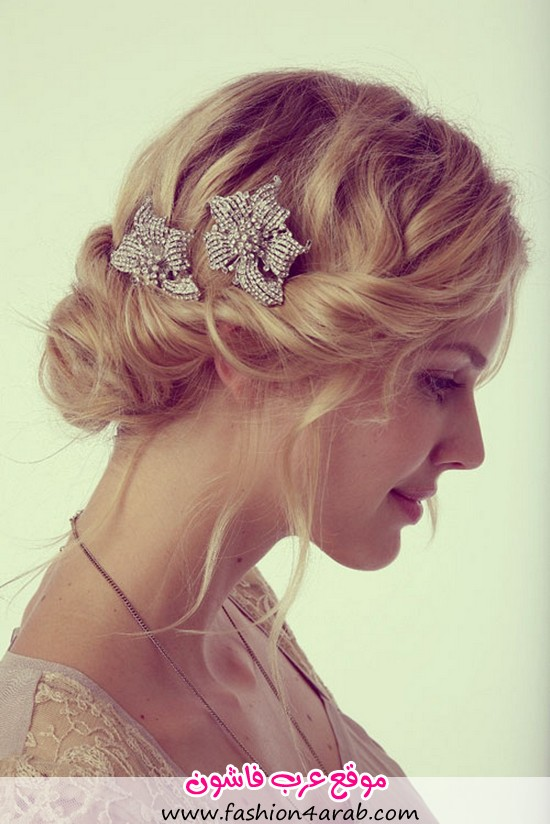 Short-Wedding-Hairstyles-for-Fine-Hair