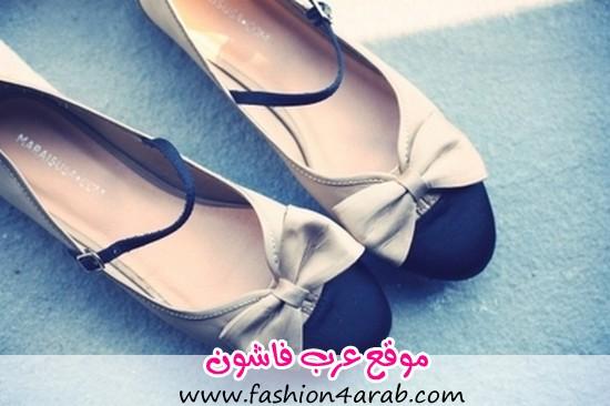 ballet-flats-bow-fashion-flats-ribbon-shoes-Favim.com-52420
