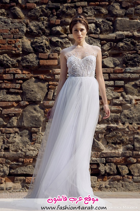 francesca-miranda-bridal-fall-2014-roxanne-wedding-dress-illusion-neckline