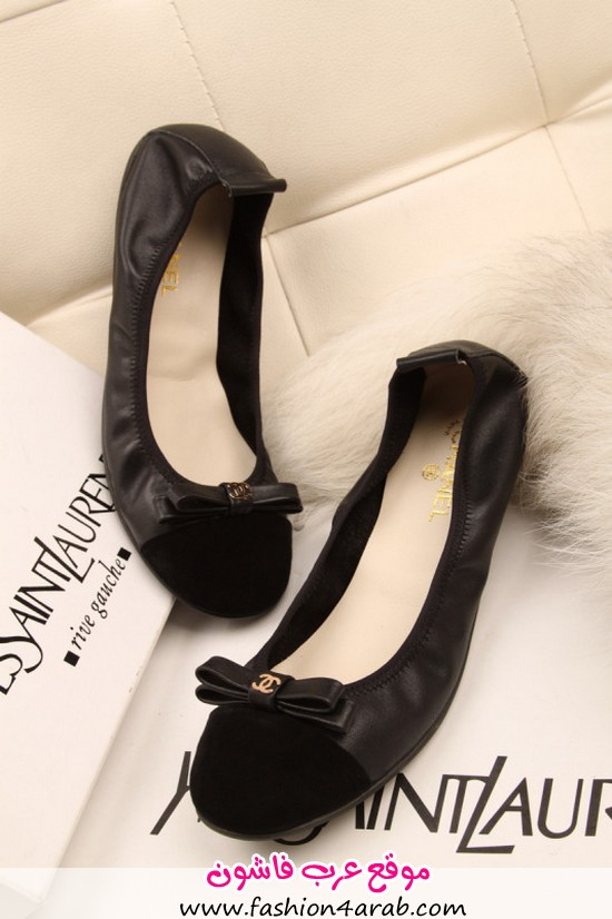 new-chanel-bow-leather-ballet-flats-black