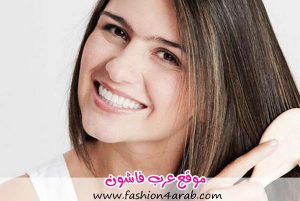 علاج تساقط الشعر بالروزماري