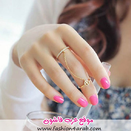 1pc-Hot-New-Fashion-Gold-Thin-Simple-font-b-Chain-b-font-Peace-Love-Charm-Crystal