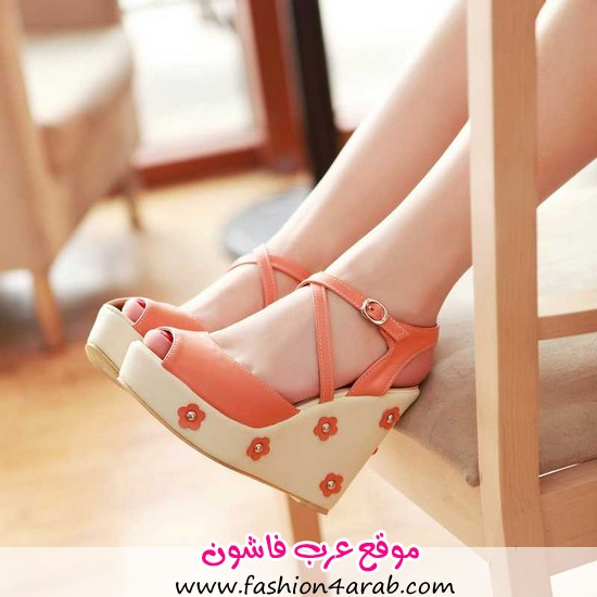 2013 Summer Special Ankle Cross Strappy Open Toe Wedges Sandals For Girls
