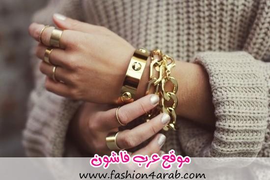 45014-Chunky-Gold-Bracelets