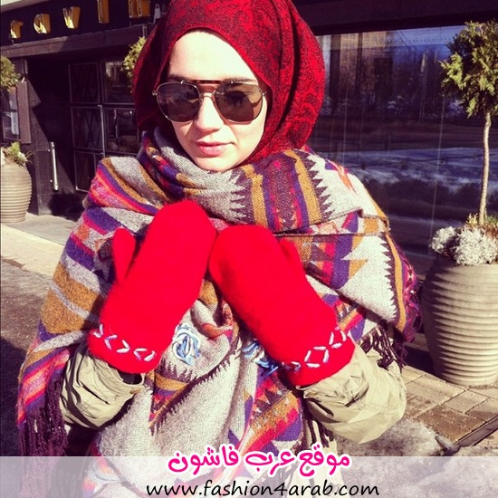 latest-hijab-style-for-college-girls-for-winter-4