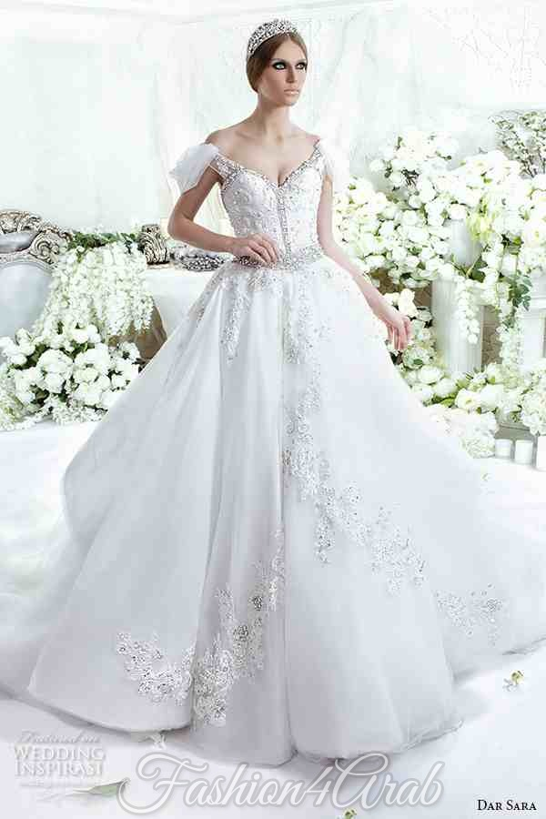 dar-sara-bridal-wedding-dresses-beautiful-off-the-shoulder-sweetheart-neckline-beaded-embellishment-embroidery-ball-gown