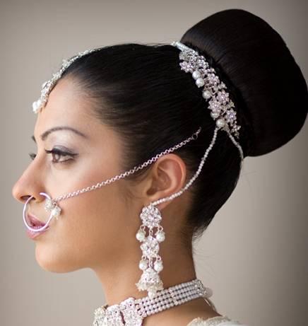 تسريحات شعر هندية ١٢