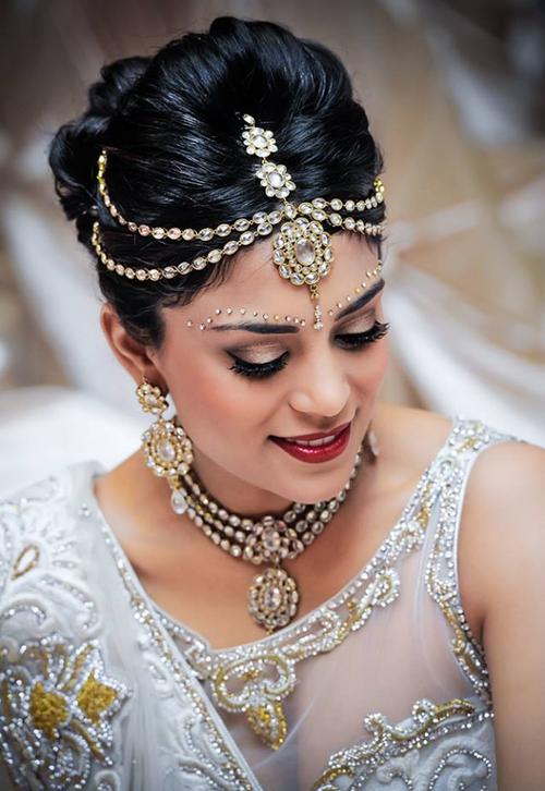 تسريحات شعر هندية ٨