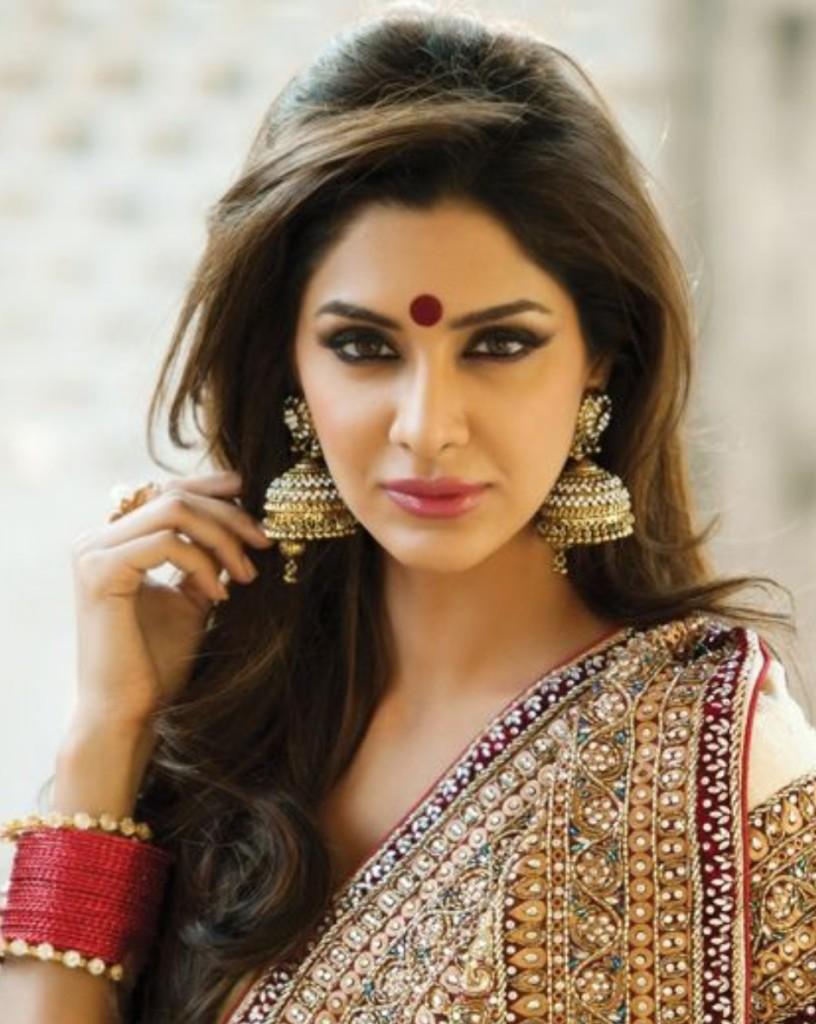 تسريحات شعر هندية ٢