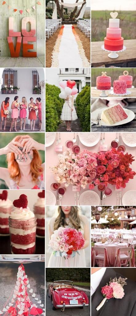 افكار حفلات زفاف