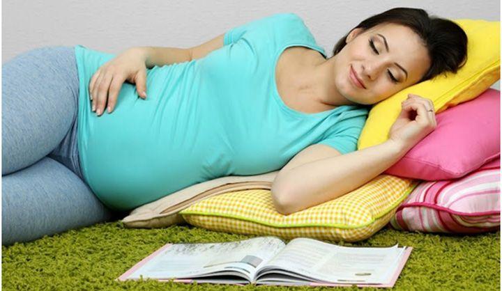 الاكتئاب أثناء الحمل