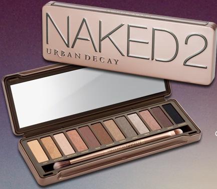 ظلال العيون باليت naked 2