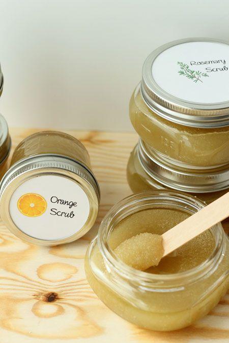 وصفات طبيعية من السكر للعناية بجمالك